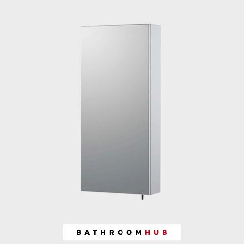 Snowblanc unique 300 porte miroir de salle de bain armoire