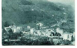 1929-Ne-Conscienti-Guller-Chiavari-Genova-destinazione-Viareggio-FP-B-N-VG
