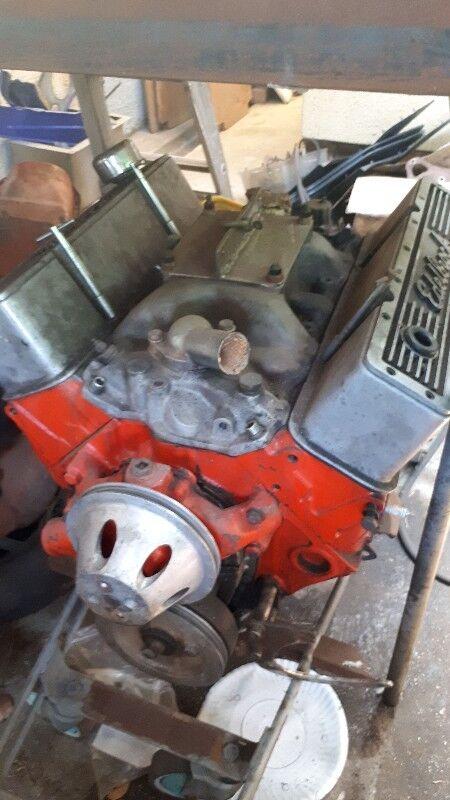 Chev , Chevy , Chevrolet V8 Spares