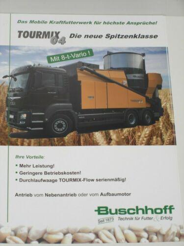 9103 BUSCHHOFF TOURMIX 04 mobiles Kraftfutterwerk Prospekt von 11//2017