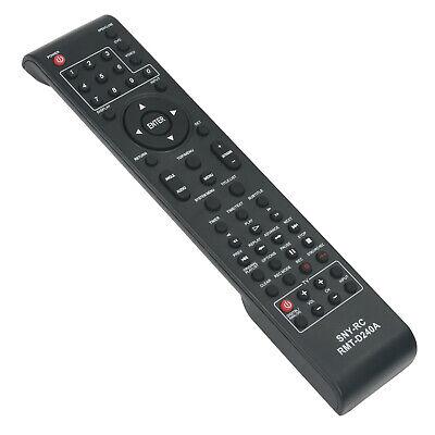 New Replaced Remote RMT-D240A For Sony RDR-VX525 RDR-VX555 RDR-VXD655 SDR-VX525