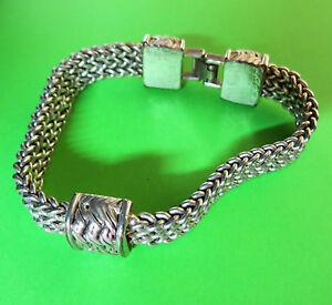 J147 / Bracelet Metal Argente Njs7zlnq-10112906-226039135