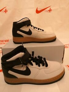 MENS NIKE AIR FORCE 1 MID '07 TXT SIZE