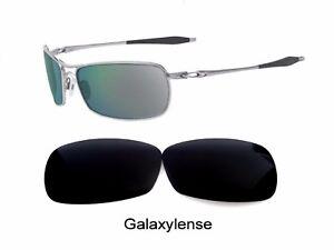 85b2bd9d89df6 Galaxy Replacement Lenses For Oakley Crosshair 2.0 Sunglasses Black ...