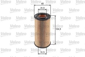 VALEO 586541 Filtre à huile