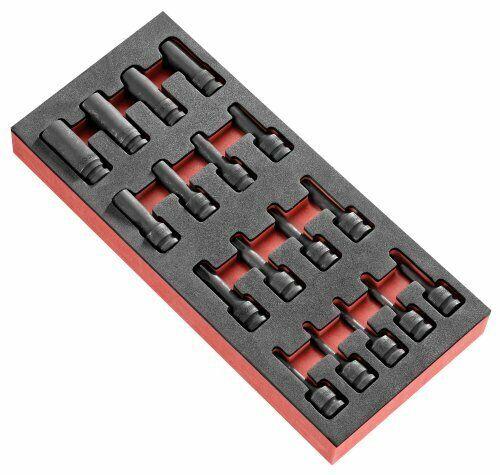 "FACOM Modul 17 Impact Steckschlüssel TORXlang 1//2/"" MODM.NSXPB Schaumstoffeinlage"