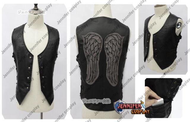 The Walking Dead Daryl Dixon Cosplay Vest