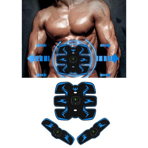 EMS Muscle Training Toner Stimulator Waist Trimmer Exercise Shape Toning Belt