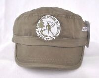 Yellowstone Ski Festival Cross Country Nordic Military Army Cadet Cap Hat