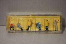 Preiser 0037 Figurensatz Arbeiter Spur H0 OVP