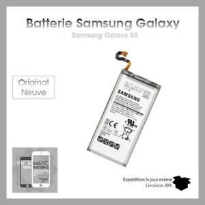 BATTERIE-SAMSUNG-GALAXY-S8-EB-BG950ABA-0-CYCLE-100-Neuve-Haute-Qualite