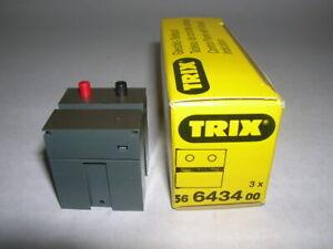 Trix Minitrix H0 N Gleisbild-Stellpult 4 Paar Aussenverkleidung Ecke Art 6472