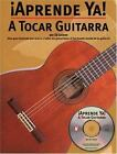 Aprende Ya! : A Tocar Guitarra by Ed Lozano (2004, CD / Paperback)