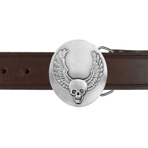 Skull Wings Buckle and Belt 05-MC5B IMC-Retail