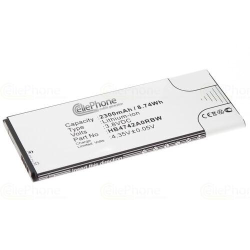 Batería de ion de litio para párra Orange yumo g740//Explay celular 2300 Mah