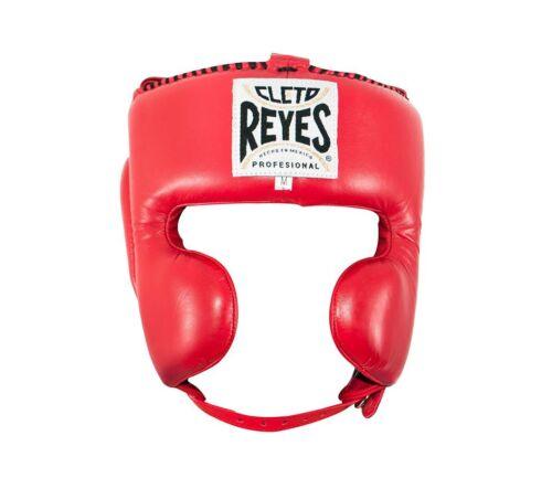 Cleto Reyes Closed Face Boxing Headguard Sparring Training Cheekbone Head Guard