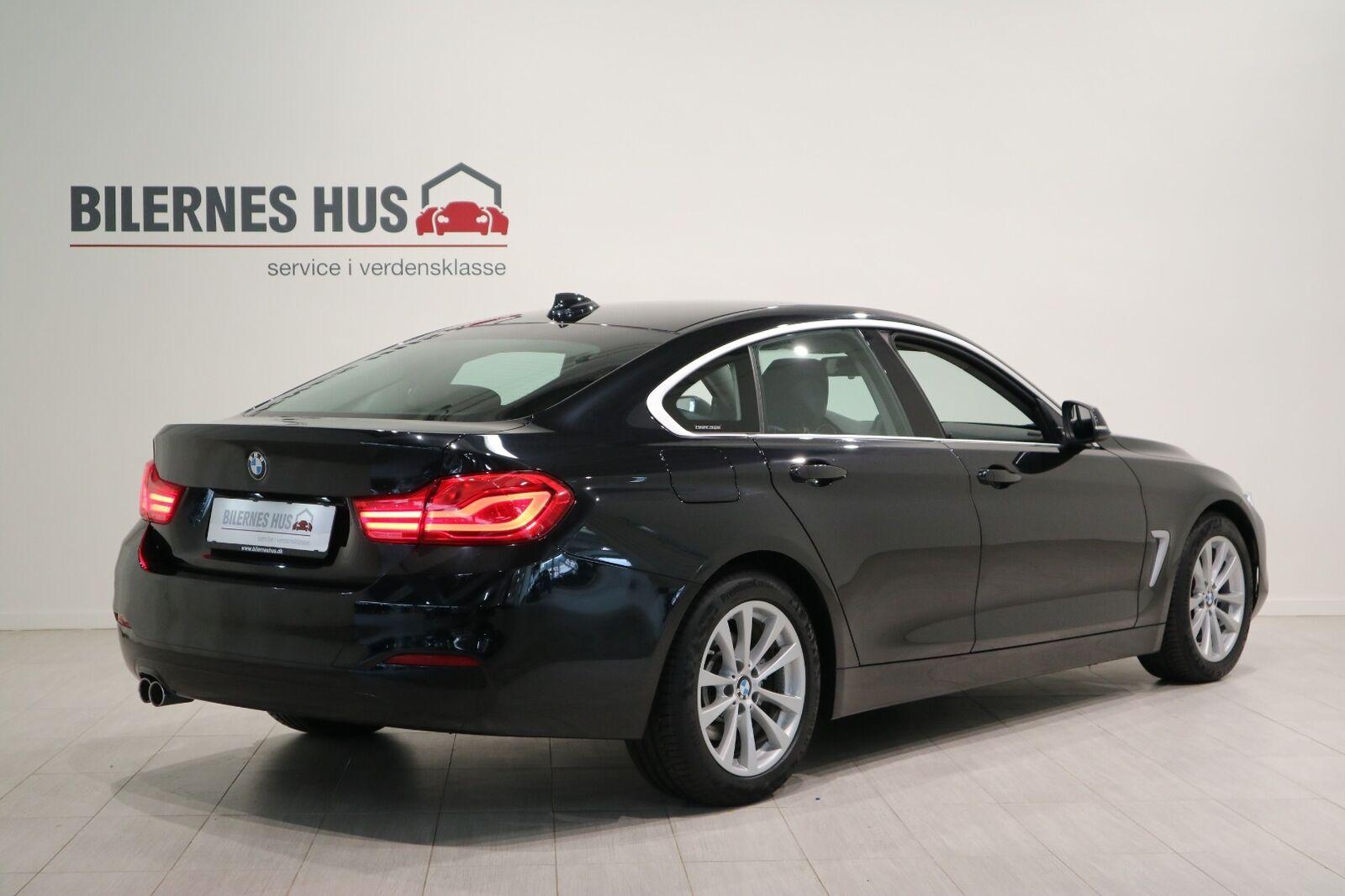 BMW 420d 2,0 Gran Coupé Advantage aut. - billede 1
