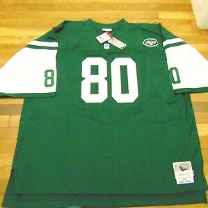 MITCHELL & NESS NFL NEW YORK JETS WAYNE CHREBET 2000 LEGACY JERSEY ...