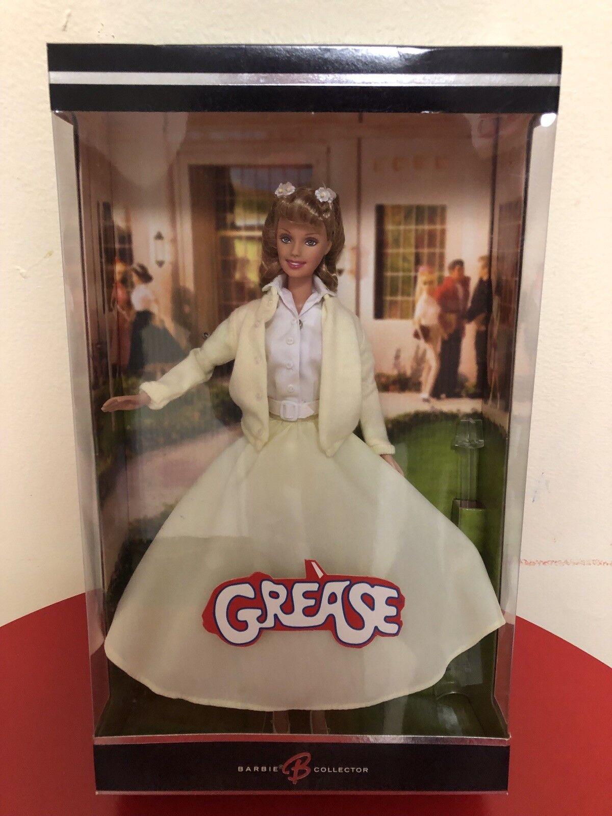 Grasa de Barbie  Sandy  Colector Muñeca
