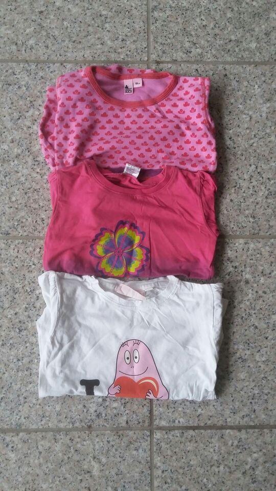 Bukser, Nederdel, T-shirt