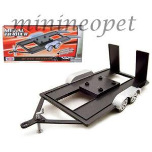 MOTORMAX 76009 DIECAST METAL AUTO TRAILER CARRIER 1/18 | eBay