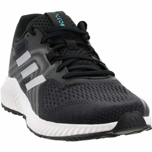 adidas Aerobounce 2  Casual Running  Shoes - Black - Mens