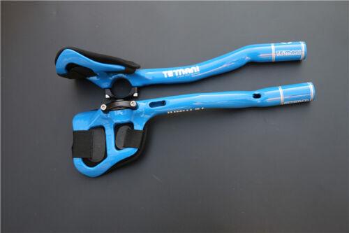 TE/'MANI Carbon Road Bike Time Trial Triathlon TT Aero Bar rest Handlebar Aerobar