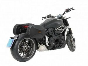 Ducati Diavel X Panniers By Krauser Street Softbags With