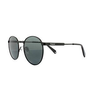 cb5e7891abb Polaroid Sunglasses PLD 2053 S 807 M9 Black Dark Grey Polarized ...