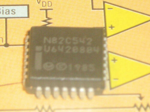 N82C54-2  IC 10MHZ CMOS PROGRAMMABLE INTERVAL TIMER INTEL 1PC
