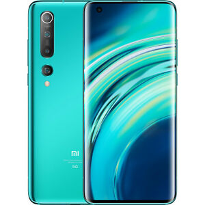 Xiaomi mié 10 5g 256gb coral Green nuevo Dual SIM 6,67 smartphone celular OVP