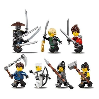 LEGO Ninjago Temple of the Ultimate Weapon Kai from 70617