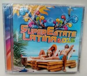 Super estate latina 2016 - CD come nuovo