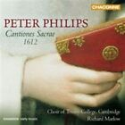 Peter Philips Cantiones Sacrae 1612 0095115077023 by Marlow CD