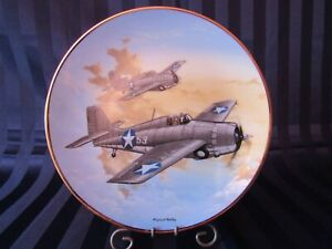 4 WWII collector plates