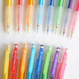 Pilot-Color-ENO-Coloured-Mechanical-Pencil-0-7mm-Lead-Holder-8-Colours-UK
