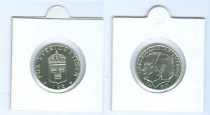 SUECIA-1-CORONA-Recien-acunado-AUS-KMS-Seleccione-entre-1976-hasta-1981