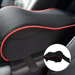 Breathable-Soft-Memory-Foam-Car-Armrest-Center-Console-Cushion-All-Seasons-Cover