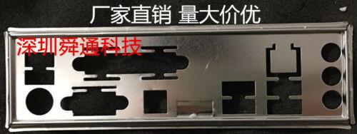 IO I//O Shield Back Plate BackPlate Bracket for GA Gigabyte GA-Z68A-D3-B3 CY