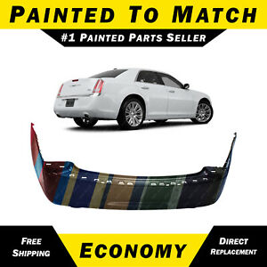 REAR BUMPER CHRYSLER 300C 2011-ON TO BE PAINTED