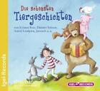 Die schönsten Tiergeschichten/CD von Janosch, Dimiter Inkiow, Kirsten Boie und Astrid Lindgren (2013)
