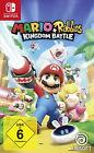 Mario & Rabbids Kingdom Battle (Nintendo Switch, 2017)