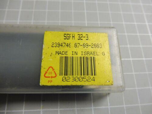 1 x Iscar Stechschwert SGFH 32-3