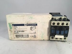 Telemecanique-Contactor-LP1-D1810BD-NIB