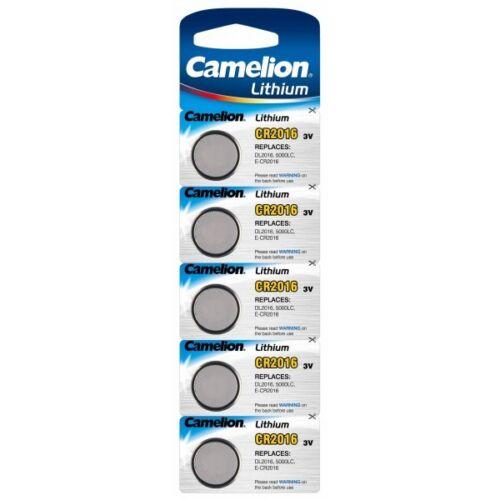 Cells Button Lithium Camelion CR2032//2025//2016// 1220// 1225// 1616// Battery