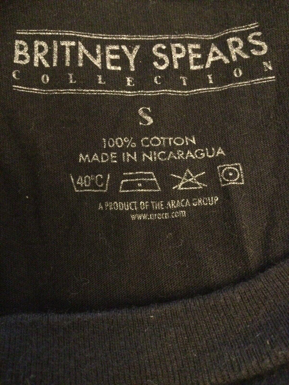 "Britney Spears - ""Britney Bitch"" - Black Shirt.  … - image 3"