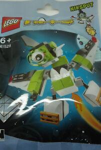 K53-LEGO-Mixels-41528-Niksput-Neuware-OVP-Mixel