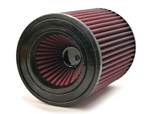 Universal-Performance-Pod-Air-Filter-4-Inch-w-Inverted-Top-4-034-Tapered-Dual-Cone