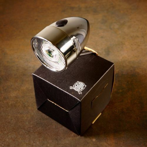 Still Classic Vintage Bicycle Front //Rear LED Light for Road /& City Bike