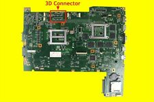 For ASUS G74SX motherboard GTX 560M 3GB 3D LCD Connector 60-N56MB2900-A04 Test